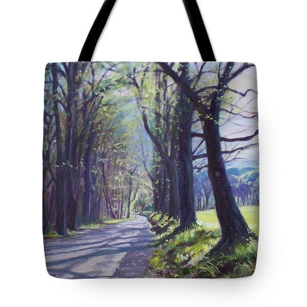 Alleghany Spring Tote Bag