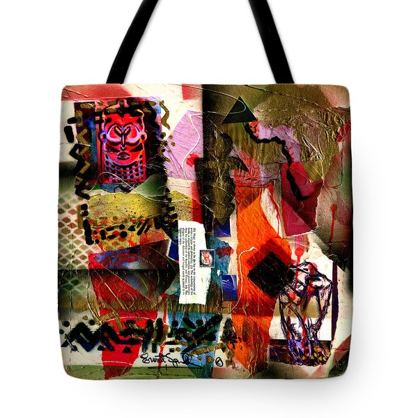 Allegories Of Liberty Tote Bag