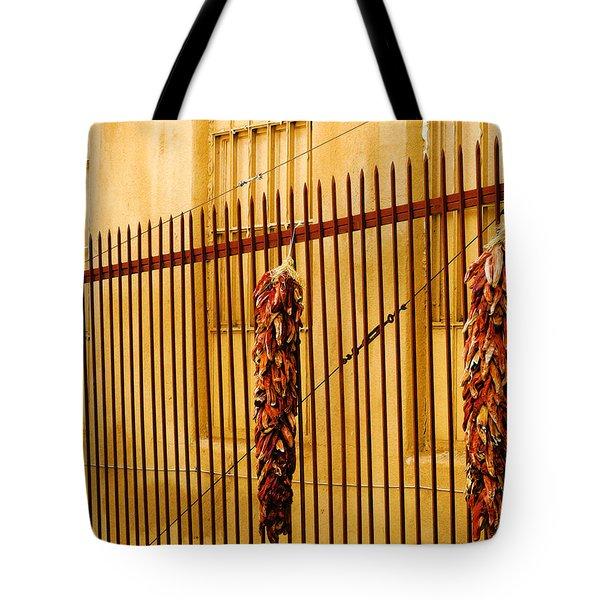 Alleys Of Taos Tote Bag