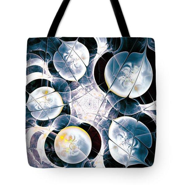 Alliance Tote Bag by Anastasiya Malakhova