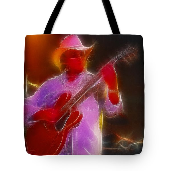 Allman-dickie-95-gb21-fractal Tote Bag by Gary Gingrich Galleries