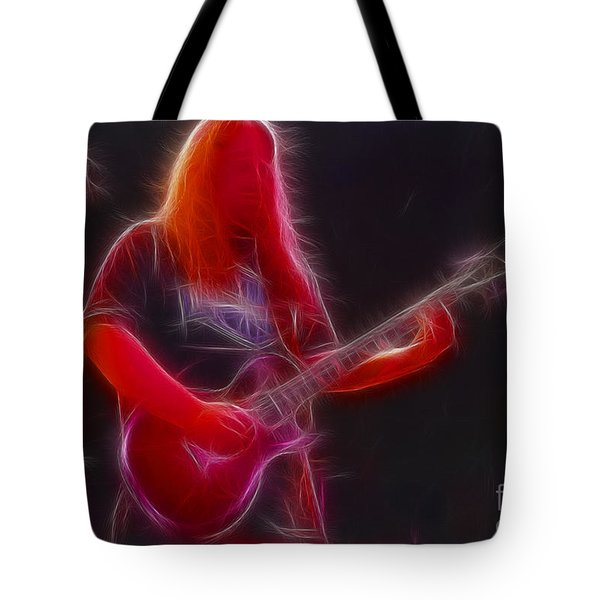 Allman-warren-95-gb3-fractal Tote Bag by Gary Gingrich Galleries