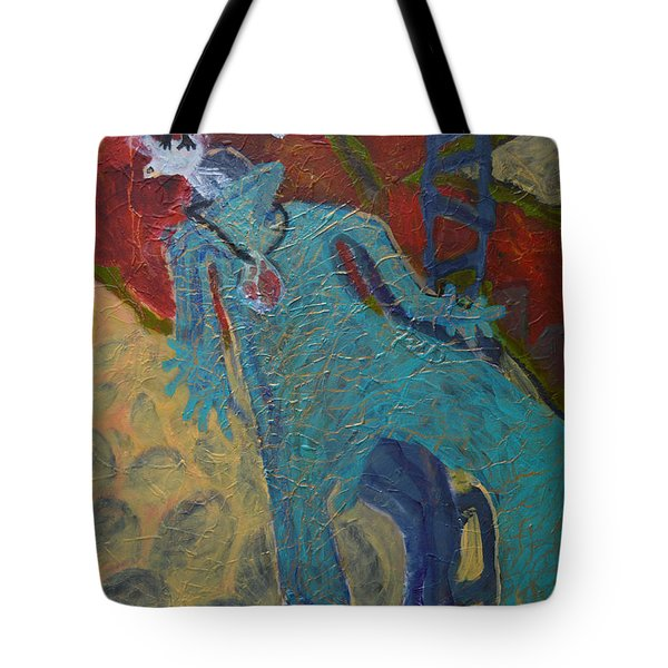 Allmarine Tote Bag by Nancy Mauerman