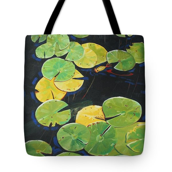 Alluring Tote Bag by Phil Chadwick