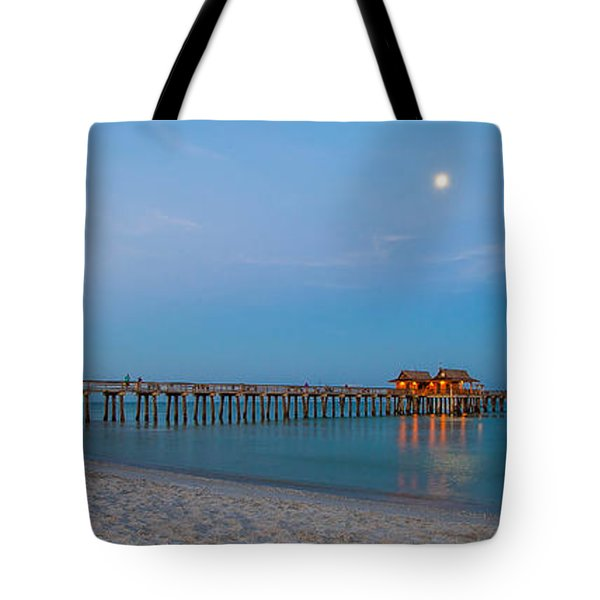 Almost Daylight Tote Bag