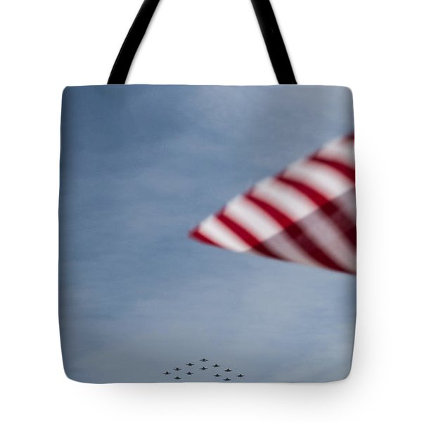 Tote Bag featuring the photograph Almost Home by Angela DeFrias