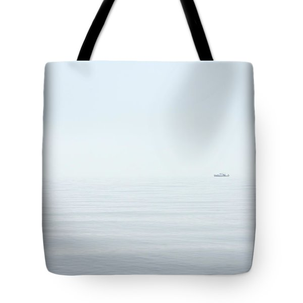 Almost Invisible Tote Bag by Karol Livote