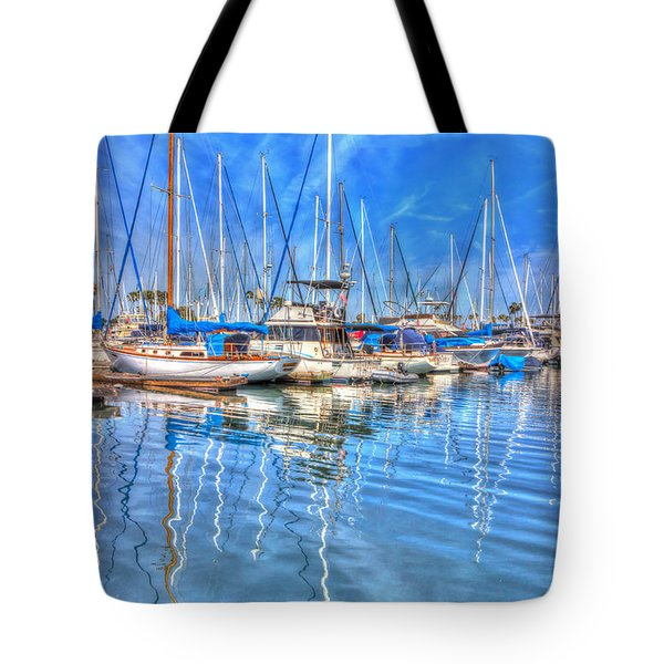 Almost Summer Tote Bag by Heidi Smith