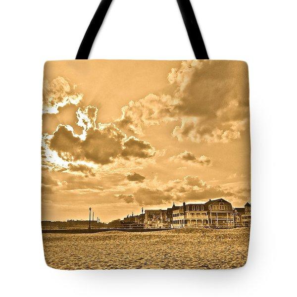 Almost Summer Tote Bag by Joe  Burns