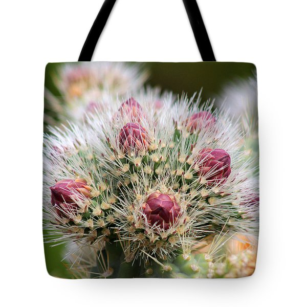 Tote Bag featuring the photograph Almost by Tammy Espino