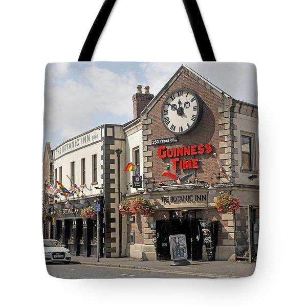 Almost Twelve Belfast Ireland Tote Bag