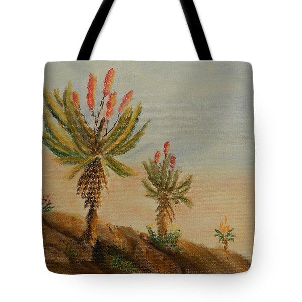 Aloes Tote Bag