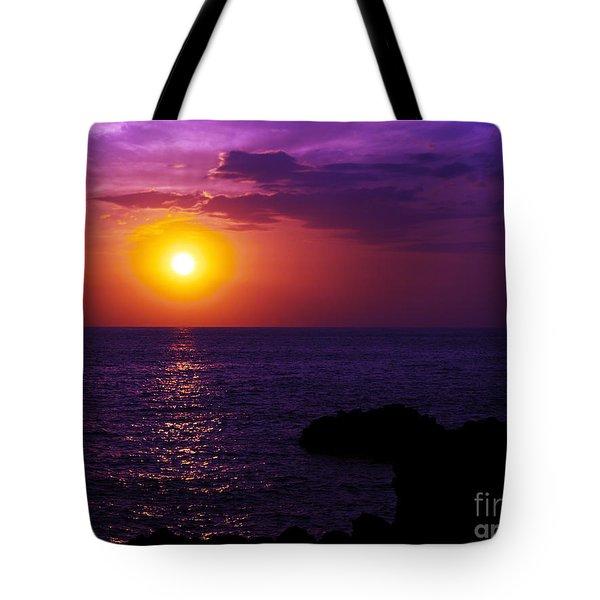 Aloha I Tote Bag