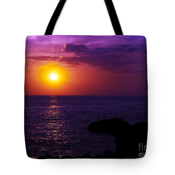 Aloha I Tote Bag by Patricia Griffin Brett