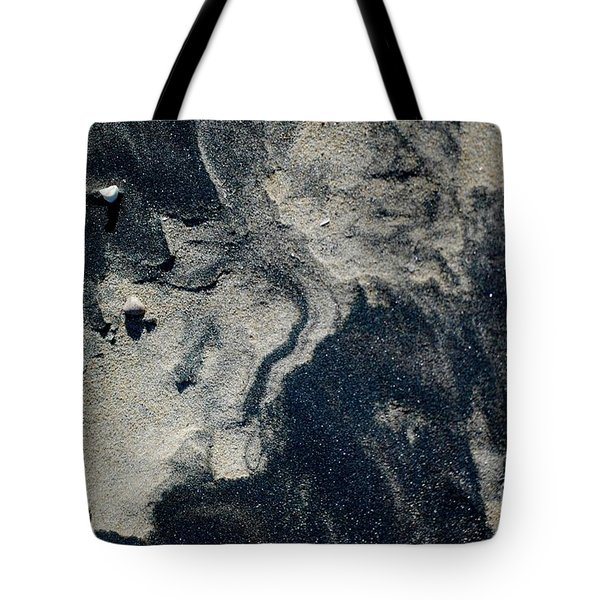 Tote Bag featuring the photograph Alone Again by Christiane Hellner-OBrien