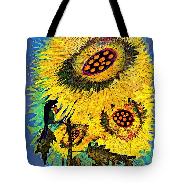 Alone Again Naturally Tote Bag