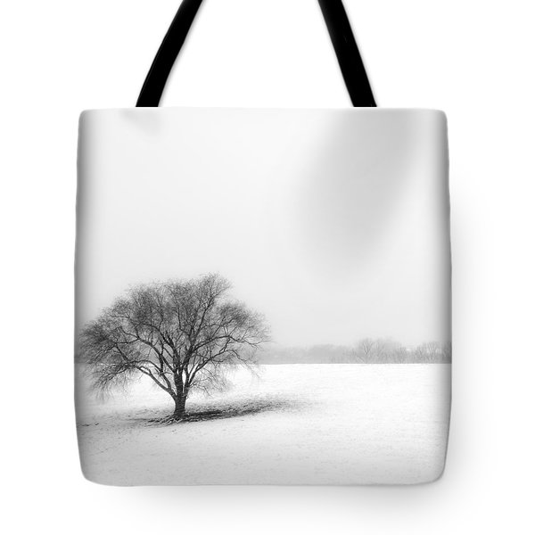 Alone Tote Bag by Don Spenner