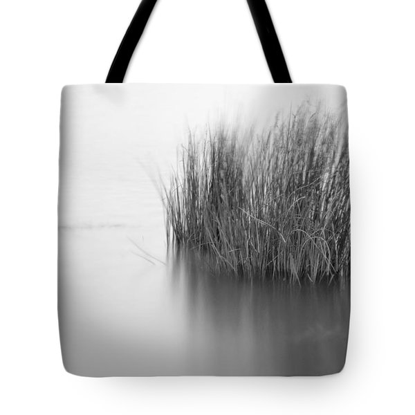 Alone In The Middle Tote Bag