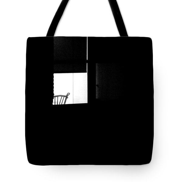 Alone Tote Bag by Newel Hunter