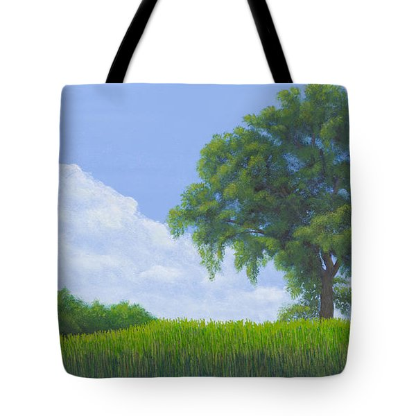 Alone Summer Tote Bag