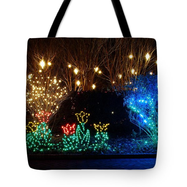 Along The Walk Tote Bag