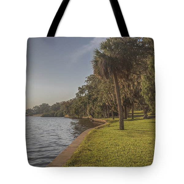 Tote Bag featuring the photograph Along The Wall by Jane Luxton