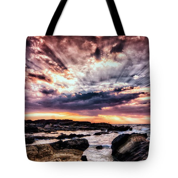 Tote Bag featuring the photograph Alpha And Omega by John Swartz