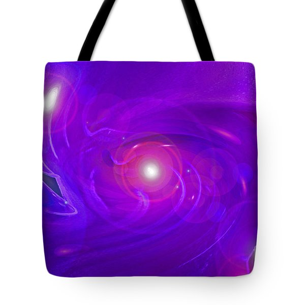 Alpha Level 2 Tote Bag by First Star Art
