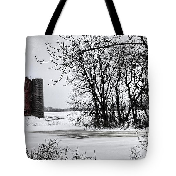 Alpine Barn Michigan Tote Bag