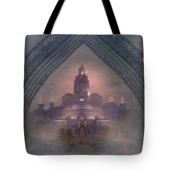 Alqualonde Castle Tote Bag