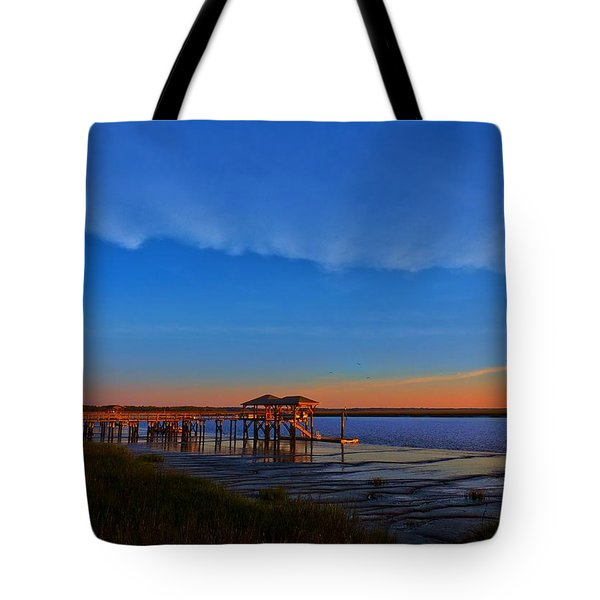 Tote Bag featuring the photograph Already A Good Day by Laura Ragland