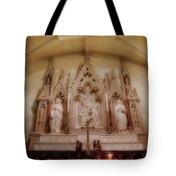 Altar Tote Bag by Susan Candelario