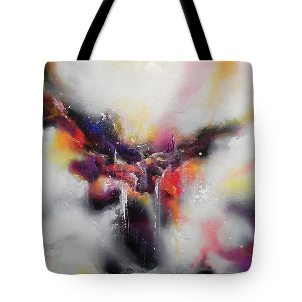 Altered Perception Tote Bag