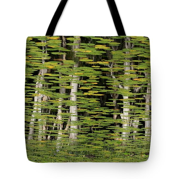 Inverted Reality Tote Bag