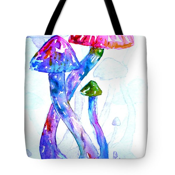Altered Visions II Tote Bag