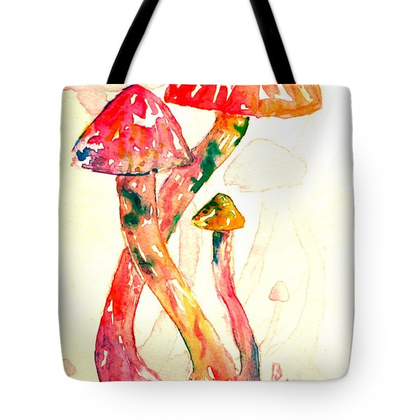Altered Visions IIi Tote Bag by Beverley Harper Tinsley