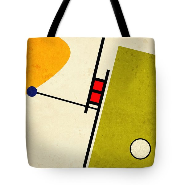 Alternate Approach Tote Bag