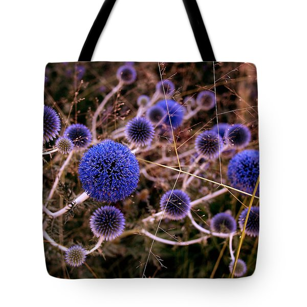 Tote Bag featuring the photograph Alternate Universe by Rona Black