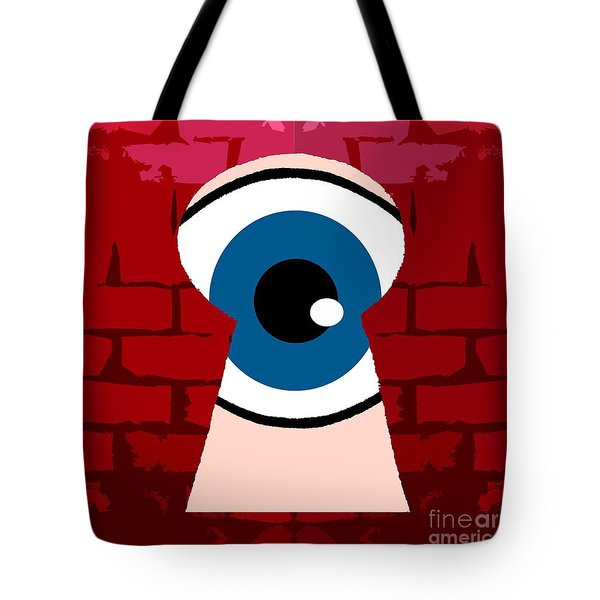 Alternative Point Of View Tote Bag by Patrick J Murphy