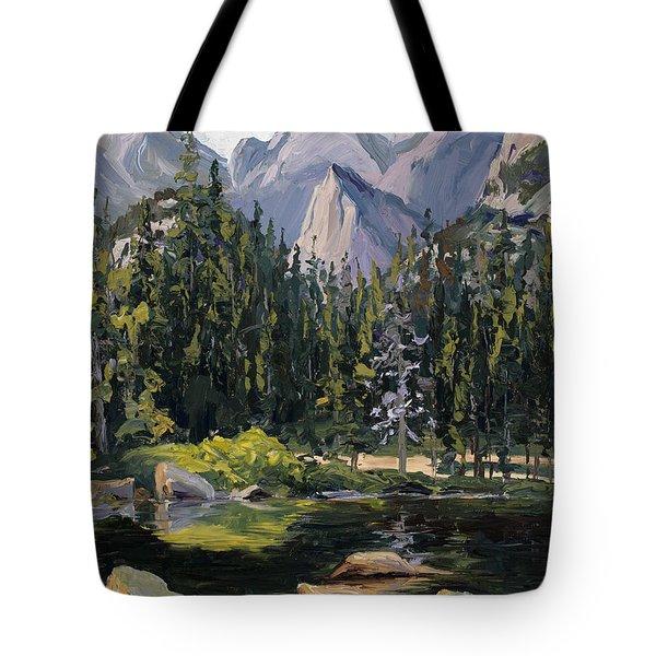 Altitude  Tote Bag