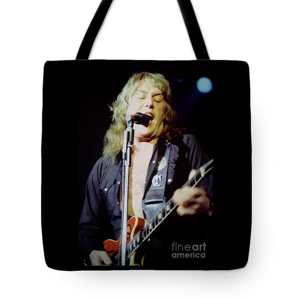 Alvin Lee - Ten Years Later At Oakland Auditorium 1979 Tote Bag