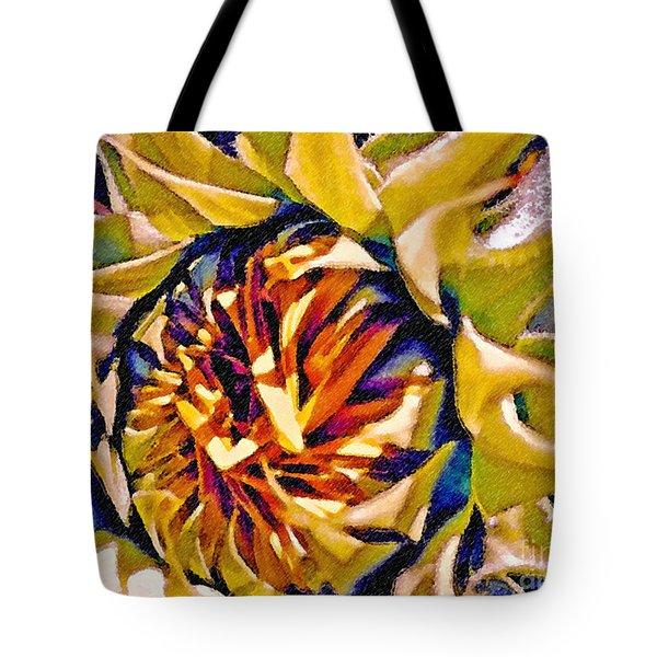 Always Summer Tote Bag by Gwyn Newcombe