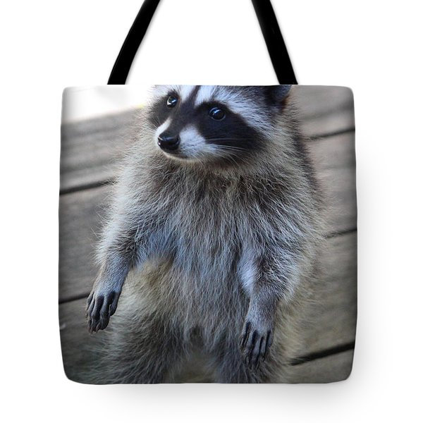 Am I Early For Dance Class? Tote Bag by Kym Backland