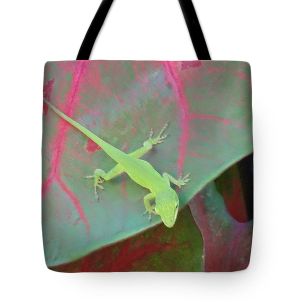 Am I Green Enough Tote Bag