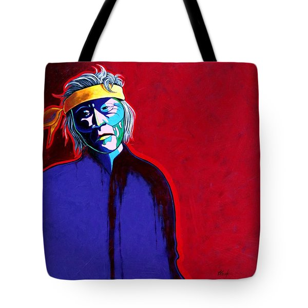Am I So Different Tote Bag by Joe  Triano