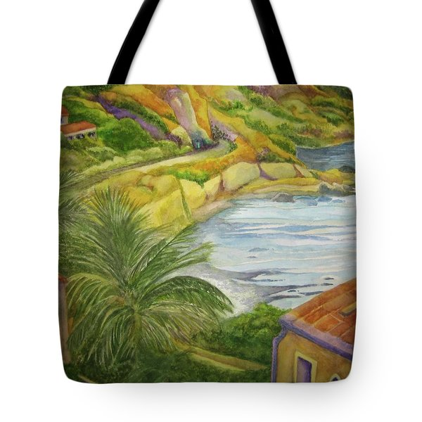 Am Taormina Tote Bag