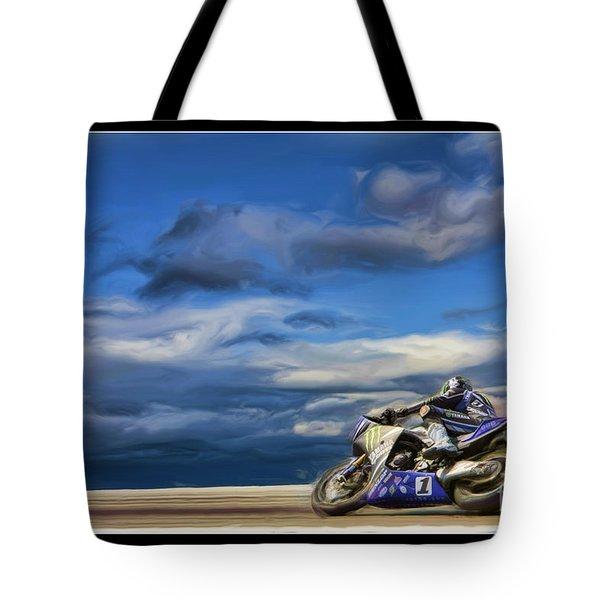Ama Superbike Josh Jayes Tote Bag
