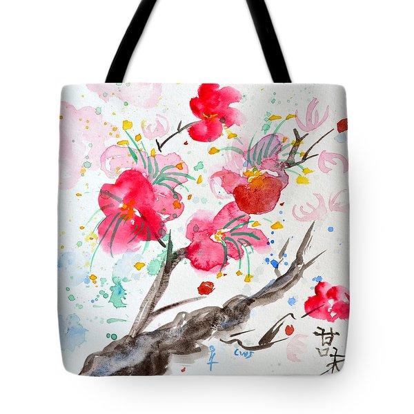 Amami Or Sweetness Tote Bag