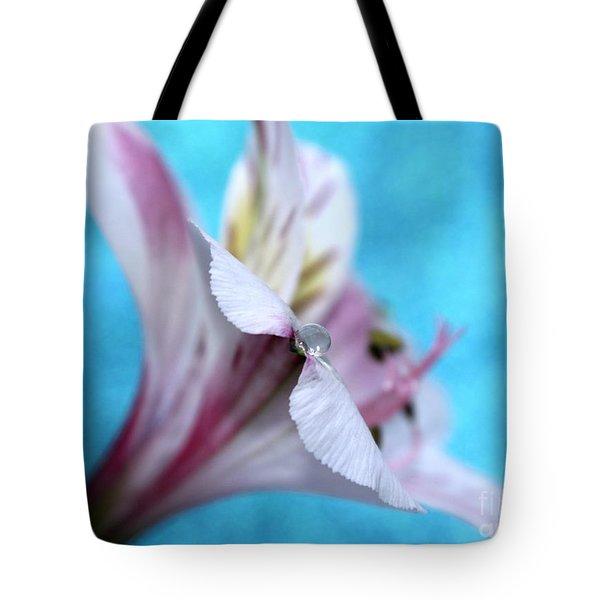 Amaryllis Jewel Tote Bag