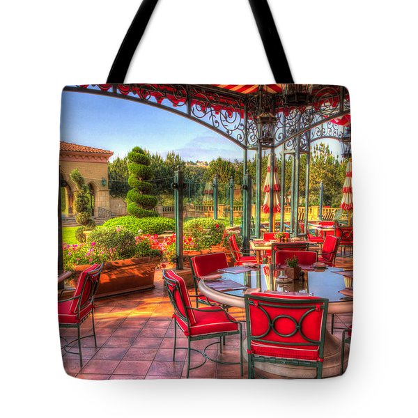 Amaya Tote Bag by Heidi Smith